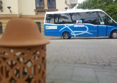 19 plazas rosabus
