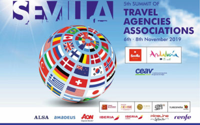 Seville hosts the 5th World Summit of Travel Agency Associations