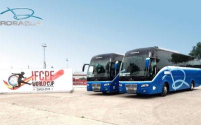 La World Cup IFCPF en Sevilla