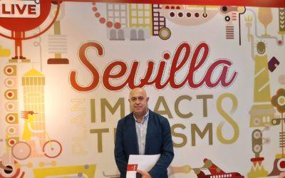 Rosabus apoya el Plan8 para la reactivación del Turismo en Sevilla