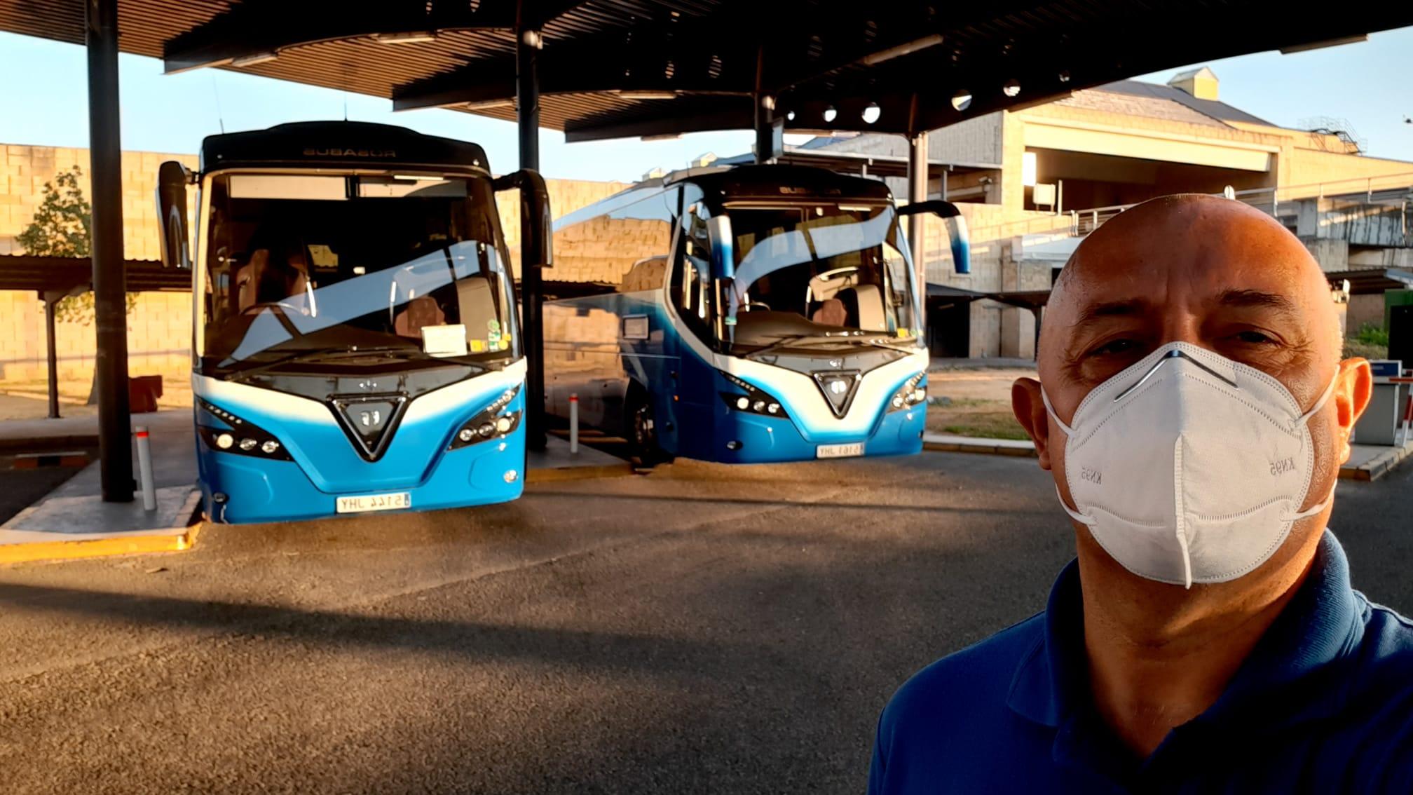 Retomamos el servicio al Aeropuerto de Sevilla