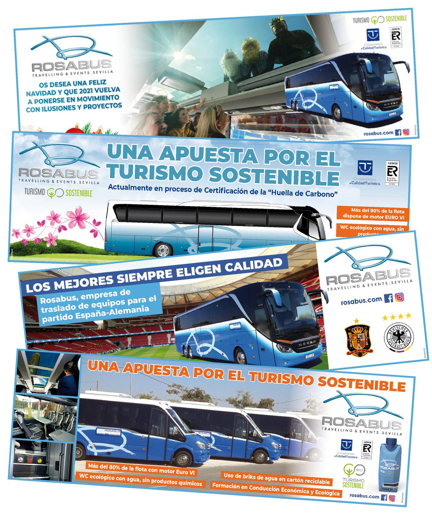 Campaña de publicidad en ABC de Sevilla