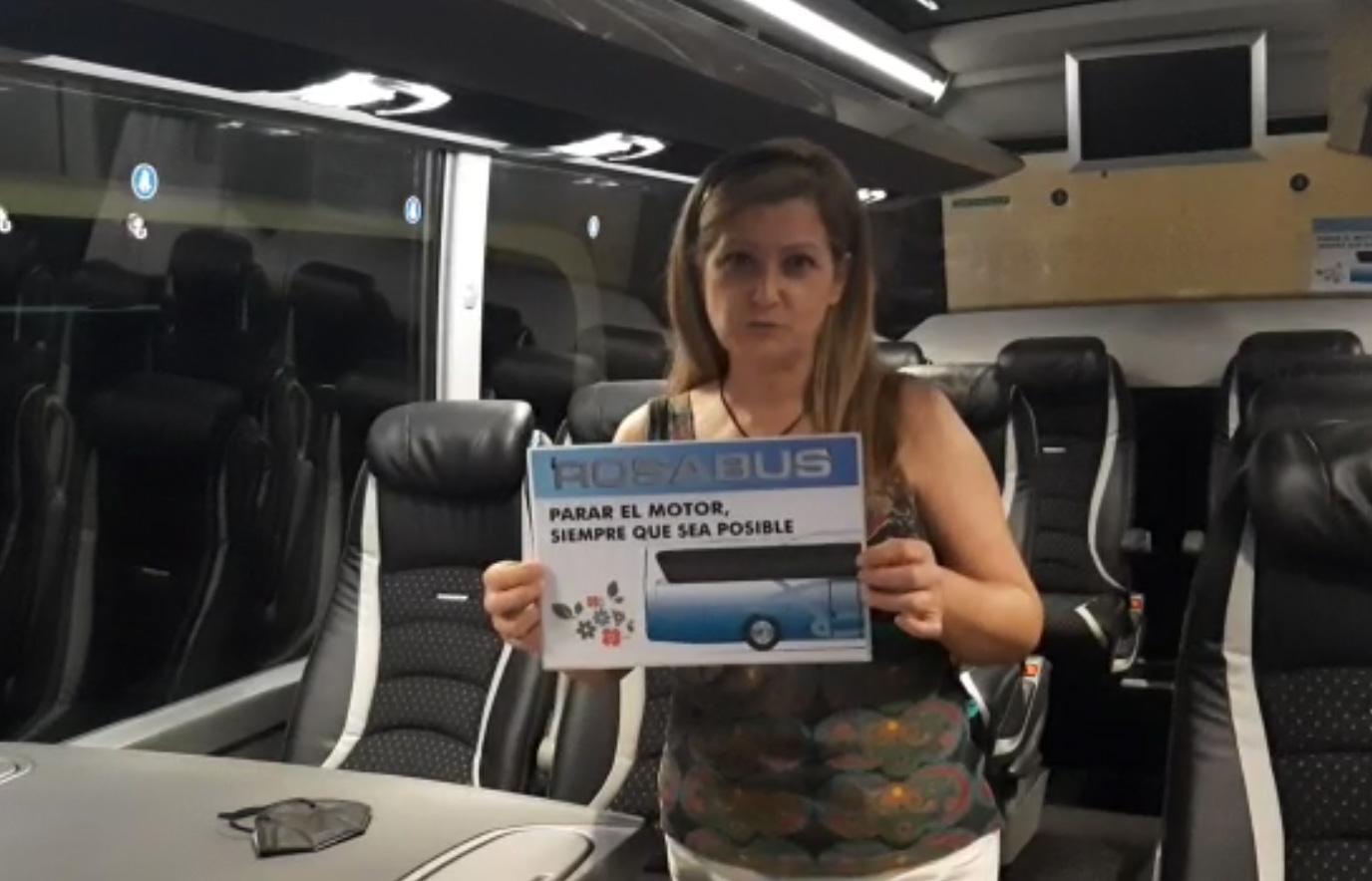 ECOCONSEJOS Rosabus para una conducción eficiente