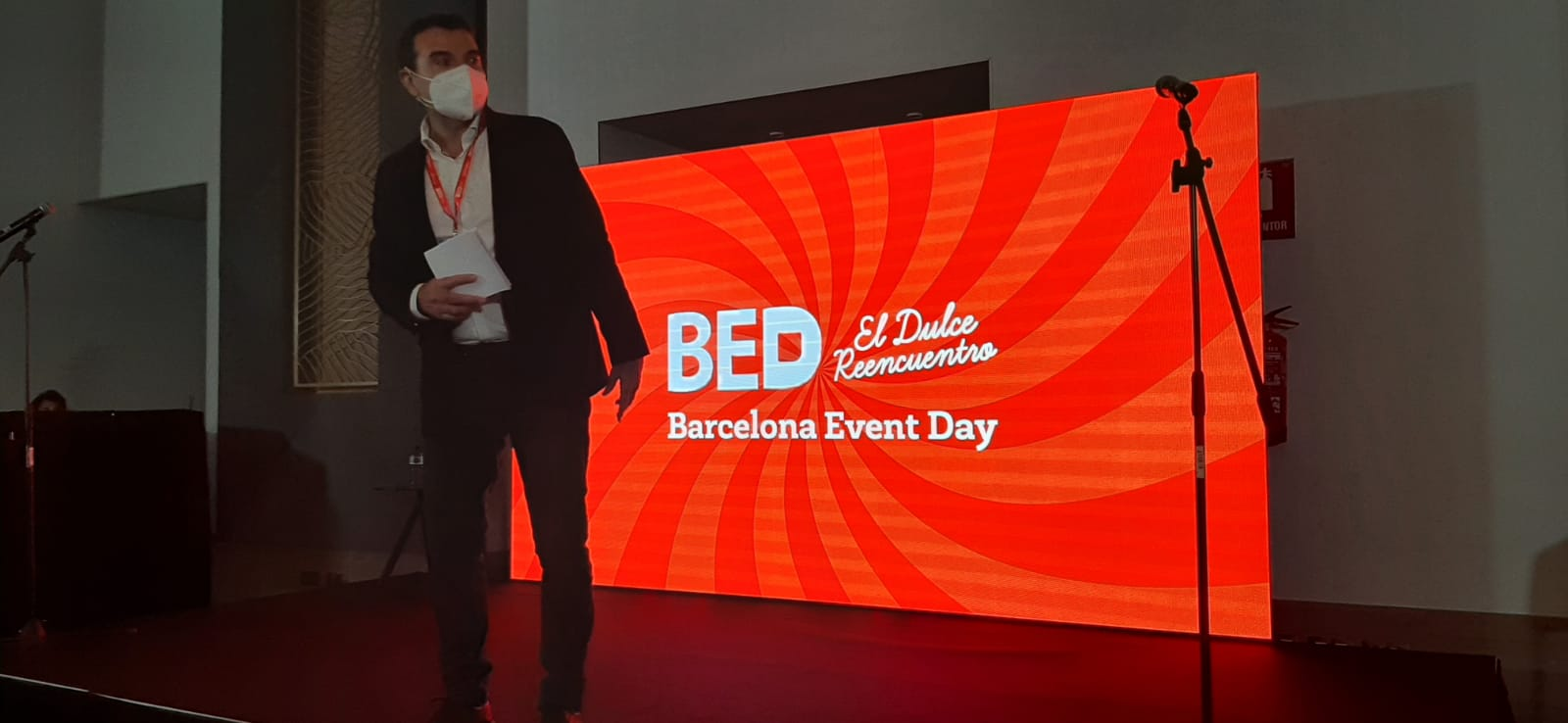 Rosabus presente en el Barcelona Event Day